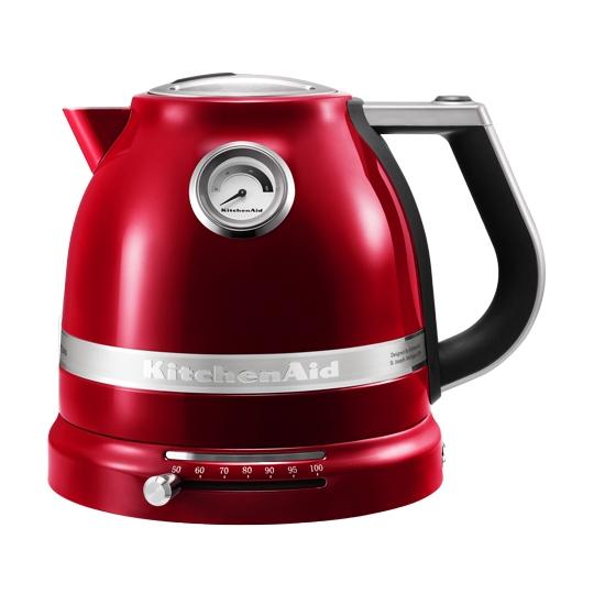 Чайник электрический, 1.5 л, карамельное яблоко, 5KEK1522, KitchenAidЭлектрочайники Artisan 1,5 л.<br><br>