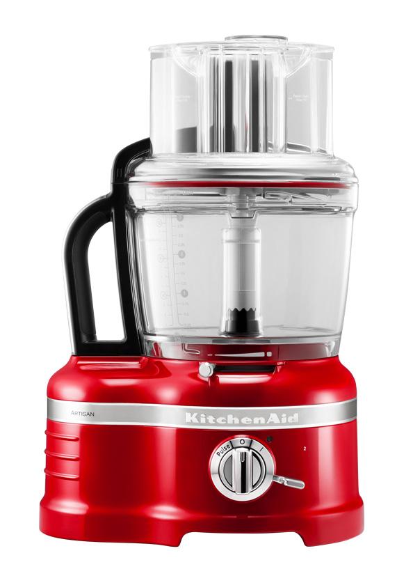 Кухонный комбайн 4 л, красный 5KFP1644E, KitchenAidКухонные комбайны 4 л<br><br>