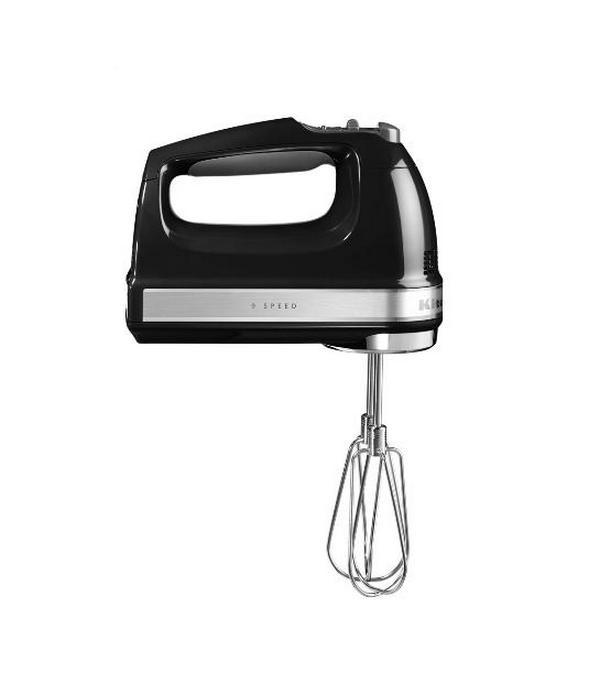 Ручной миксер KitchenAid, черный, 5KHM9212EOB, KitchenAidМиксеры ручные<br><br>