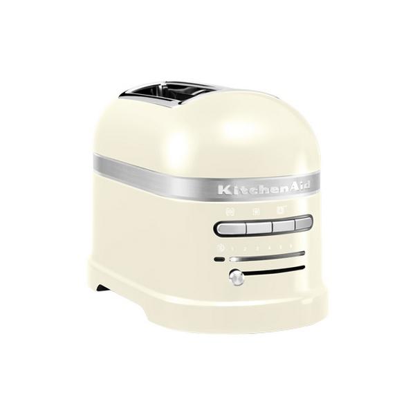 Тостер Artisan на 2 хлебца, кремовый, 5KMT2204AC, KitchenAidТостеры<br><br>