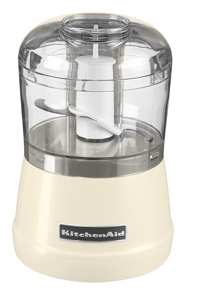 Чоппер (измельчитель продуктов), 2 скорости, кремовый, 5KFC3515EAC, KitchenAidЧопперы (измельчители)<br><br>