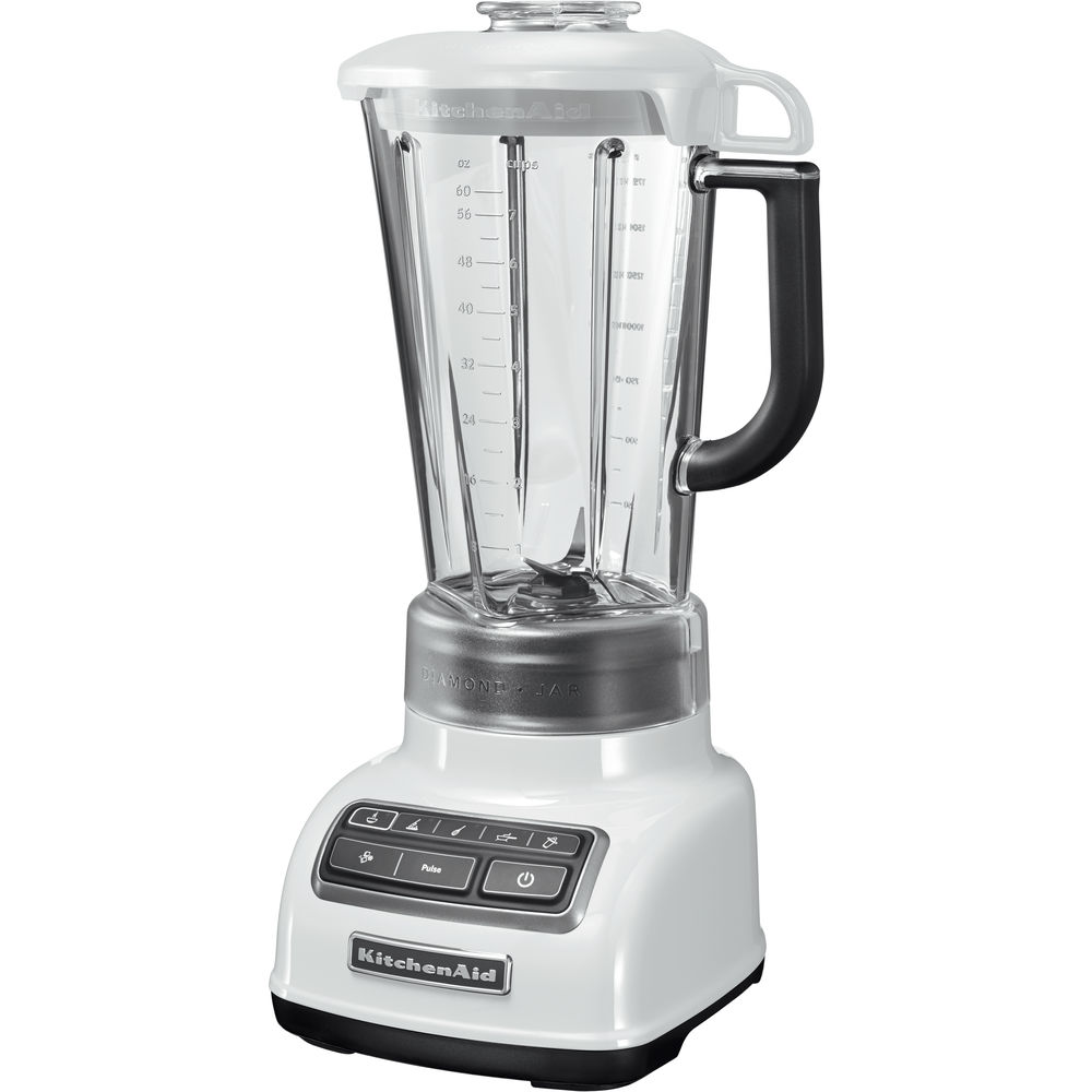 Блендер Diamond 5KSB1585, 1.75 л, белый, KitchenAidБлендеры стационарные Diamond<br><br>