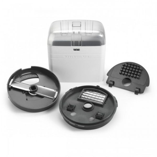 Диск-нож для нарезки кубиками 12 мм для комбайна 4 л, KitchenAidНасадки для кухонных комбайнов<br><br>