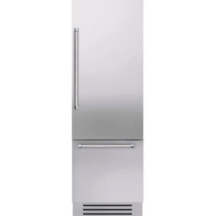 Холодильник KCZCX 20750R, KitchenAidХолодильники<br>&#13;<br>Вид:холодильник с морозильником&#13;<br>Тип:встраиваемый&#13;<br>2-камерный&#13;<br>Тип управления: сенсорный&#13;<br>Класс энергоэффективности: А+&#13;<br>Уровень шума: 44&#13;<br>Хладагент: R600a&#13;<br>Производительность замораживания (кг/сутки): 15&#13;<br>СистемаTotal No-Frost&#13;<br>Типподсветки: светодиоды&#13;<br>Тип дисплея: сенсорный&#13;<br>Блокировка от детей&#13;<br>Антибактериальный фильтр Hygiene&#13;<br>Дверной упор:справа&#13;<br>Индикация открытой двери&#13;<br>Динамический сенсор&#13;<br>Время поддержания температуры при отключении электроэнергии, ч: 18&#13;<br>Количество температурных зон: 3&#13;<br>Количествотемпературных звезд в маркировке: 4&#13;<br>Общий объем морозильного отделения, л: 85&#13;<br>Общий объем холодильного отделения, л: 280&#13;<br>Отсеки холодильного отделения/ Полки: 5/3&#13;<br>Полезный объем морозильного отделения, л: 63&#13;<br>Полезный объем холодильного отделения, л:275&#13;<br>Система навешивания дверей: скользящая&#13;<br>Регулируемая температура в холодильном и морозильном отделении&#13;<br>Режим Отпуск&#13;<br>Термостат&#13;<br>Функции быстрого охлаждения/ быстрого замораживания&#13;<br>Полка для бутылок&#13;<br>Разделитель бутылок&#13;<br>Полка Высокая кухня (дуб)&#13;<br>Полки в холодильном отделении: 5&#13;<br>Трансформируемый выдвижной ящик&#13;<br>Выдвижные ящики для овощей: 2&#13;<br>Выдвижные ящики в морозильном отделении: 2&#13;<br>Короб для сыра&#13;<br>Лоток для кубиков льда&#13;<br>Лоток для яиц&#13;<br><br>