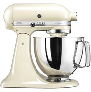Миксер Artisan, 4,8 л., кремовый, 5KSM125EAC, KitchenAid, фото 1
