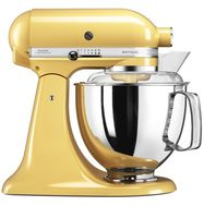 Миксер Artisan, 4,8 л., желтый, 5KSM175PSEMY, KitchenAid, фото 1