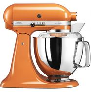Миксер Artisan, 4,8 л., мандариновый, 5KSM175PSETG, KitchenAid, фото 1