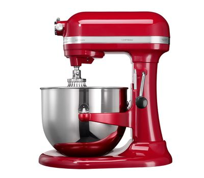 Миксер Artisan, чаша 6.9 л, красный, 5KSM7580, KitchenAid, фото 2