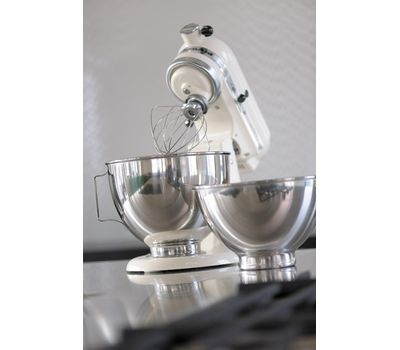 Дежа с ручкой, 4.83 л для миксеров 5KSM90, 5KSM150PS, K45SS, KitchenAid, фото 3