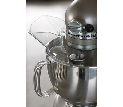 Дежа с ручкой, 4.83 л для миксеров 5KSM90, 5KSM150PS, K45SS, KitchenAid, фото 2