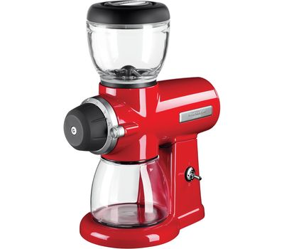 Кофемолка Artisan, красная, 5KCG0702EER, KitchenAid, фото 1
