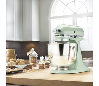 Миксер Artisan, 4,8 л., фисташковый, 5KSM175PSEPT, KitchenAid, фото 2