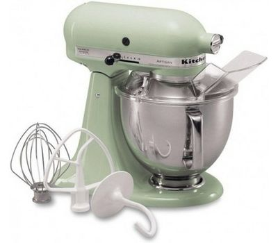 Миксер Artisan, 4,8 л., фисташковый, 5KSM175PSEPT, KitchenAid, фото 3