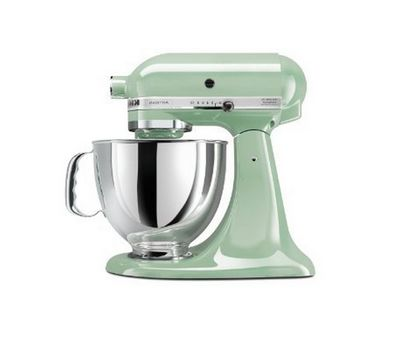 Миксер Artisan, 4,8 л., фисташковый, 5KSM175PSEPT, KitchenAid, фото 5