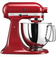 Миксер Artisan, 4,8 л., красный, 5KSM125EER, KitchenAid, фото 1