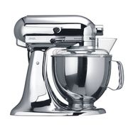 Миксер Artisan, 4,8 л., хром, 5KSM150PSECR, KitchenAid, фото 1