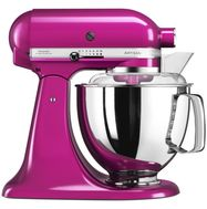 Миксер Artisan, 4,8 л., малиновый лед, 5KSM175PSERI, KitchenAid, фото 1