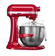 Миксер профессиональный, Heavy Duty, чаша 6.9 л, красный, 5KSM7591XEER, KitchenAid, фото 1
