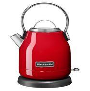 Чайник электрический, 1.25 л, красный, 5KEK1222EER, KitchenAid, фото 1