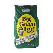 Уголь древесный органический крупнокусковой, пакет 9 кг, Big Green Egg, фото 1