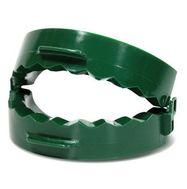 Пресс для кальцоне, большой, зелёный, Big Green Egg, фото 1