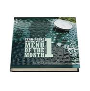 """Книга """"Меню месяца"""", часть I, англ.язык, Big Green Egg, фото 1"""