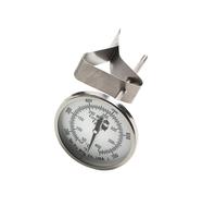 Термометр ШТАТНЫЙ, круглый, шкала +50/+400С, Big Green Egg, фото 1