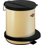 Мусорный контейнер Pedal bin, 5 л, кремовый, Wesco, фото 1