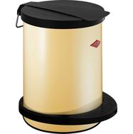 Мусорный контейнер Pedal bin 111, 13 л, кремовый, Wesco, фото 1