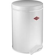 Мусорный контейнер с педалью 13 л, белый, Wesco, фото 1
