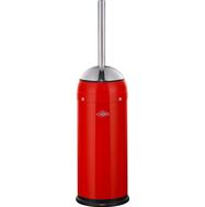 Ершик для унитаза, красный, Wesco, фото 1