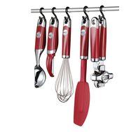 Набор кухонных аксессуаров, SILICONE PROFESSIONAL SERIES, красный, KitchenAid, фото 1