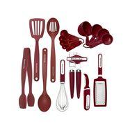 Набор кухонных инструментов, 17 предметов, в подарочной упаковке, KitchenAid, фото 1