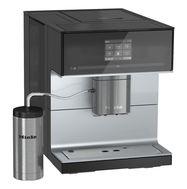 Кофемашина CM7500, черно-стальная, Miele, фото 1