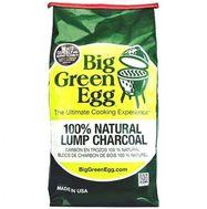 Уголь древесный органический крупнокусковой, пакет 4,5 кг, Big Green Egg, фото 1