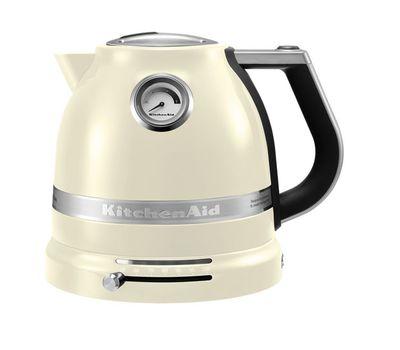 Чайник электрический, 1.5 л, кремовый, 5KEK1522, KitchenAid, фото 1
