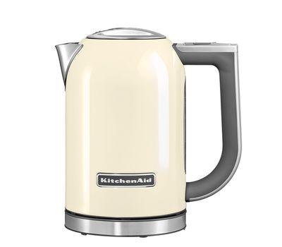 Чайник электрический, 1.7 л, кремовый, 5KEK1722, KitchenAid, фото 1