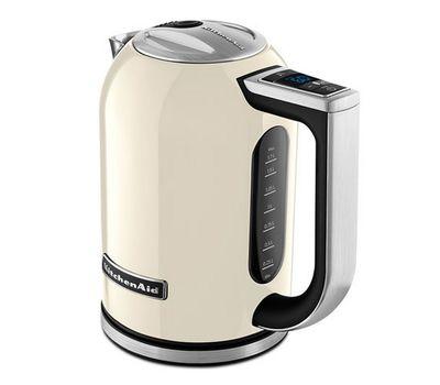 Чайник электрический, 1.7 л, кремовый, 5KEK1722, KitchenAid, фото 2