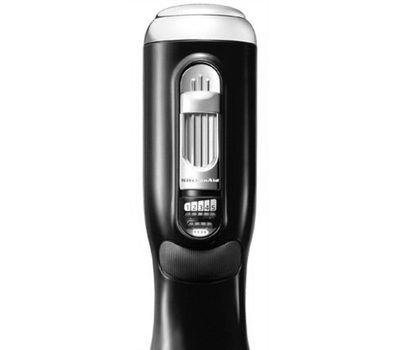 Блендер погружной беспроводной, 5 скоростей, 1 насадка, черный, 5KHB3583EOB, KitchenAid, фото 3