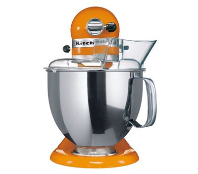 Миксер Artisan, 4,8 л., мандариновый, 5KSM175PSETG, KitchenAid, фото 3