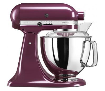 Миксер Artisan, 4,8 л., фиолетовый, 5KSM175PSEBY, KitchenAid, фото 1
