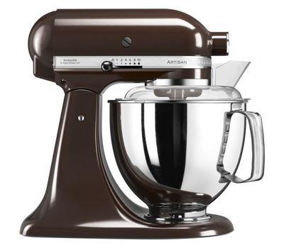 Миксер Artisan, 4,8 л., кофе эспрессо, 5KSM175PSEES, KitchenAid, фото 1