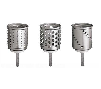 Ножи-барабаны дополнительные для овощерезки, 3шт., KitchenAid, фото 1