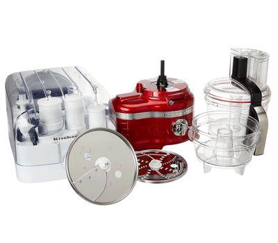 Кухонный комбайн 4 л, морозный жемчуг, 5KFP1644E, KitchenAid, фото 2