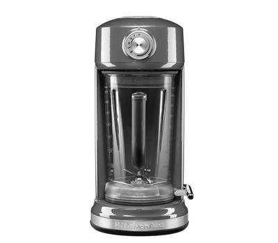 Блендер с магнитным приводом Artisan, 1.75 л, 5KSB5080EMS, серебряный медальон, KitchenAid, фото 1