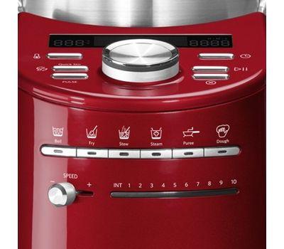 Процессор кулинарный Artisan, объем 4.5л, красный, 5KCF0103EER, KitchenAid, фото 6