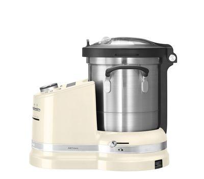 Процессор кулинарный Artisan, объем 4.5л, кремовый, 5KCF0103EAC, KitchenAid, фото 4
