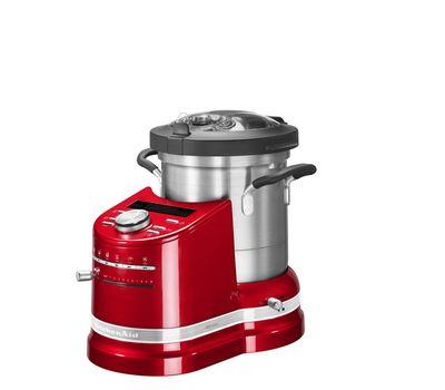 Процессор кулинарный Artisan, объем 4.5л, красный, 5KCF0103EER, KitchenAid, фото 2
