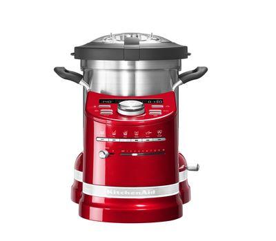 Процессор кулинарный Artisan, объем 4.5л, красный, 5KCF0103EER, KitchenAid, фото 1