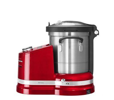 Процессор кулинарный Artisan, объем 4.5л, красный, 5KCF0103EER, KitchenAid, фото 4